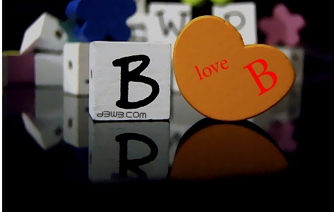 صور حرف B بالانجليزي مميزة ميكساتك