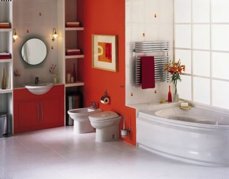 حمامات مودرن مميزة