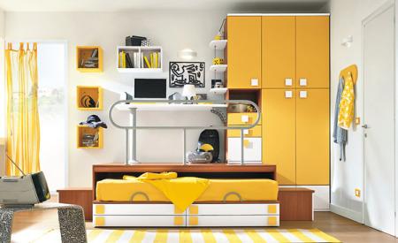 دهانات غرف نوم اطفال (3)