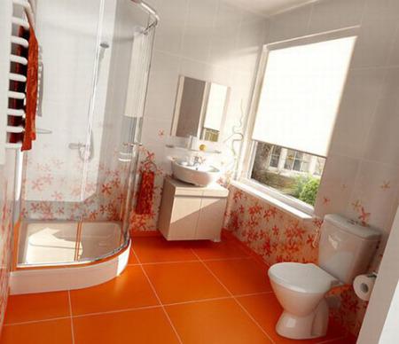 ديكورات الحمامات (2)