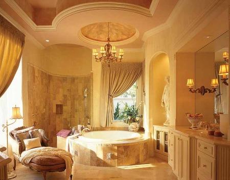ديكورات حمامات صغيرة (6)