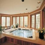 ديكورات حمامات صغيرة (8)