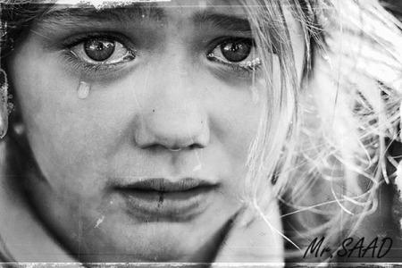 صور أطفال حزينة (2)