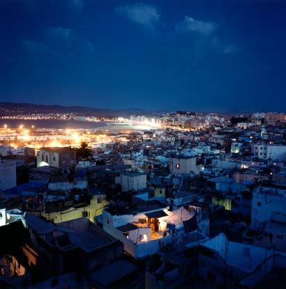 صور المغرب ليلا