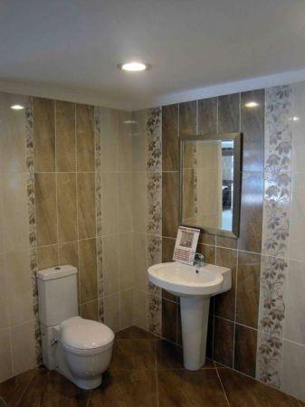 صور تصاميم حمامات بسيطة
