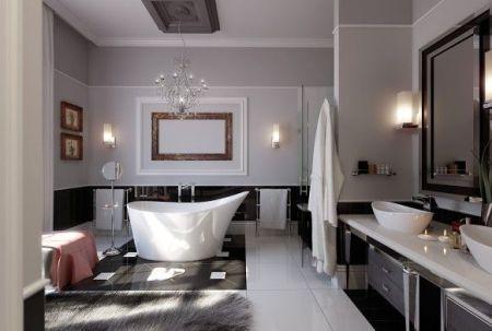 صور تصاميم حمامات شيك