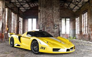 صور سيارات اصفر