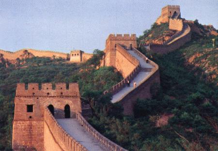 صور لسور الصين العظيم