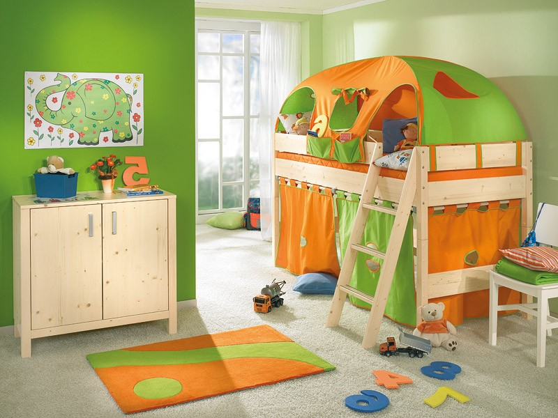 غرف نوم اطفال جميلة فخمة (2)