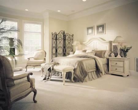 غرف نوم بأحلي الاشكال