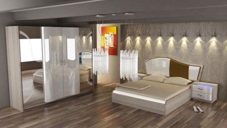 احدث غرف نوم كاملة للعرسان بتصميمات عالمية | ميكساتك