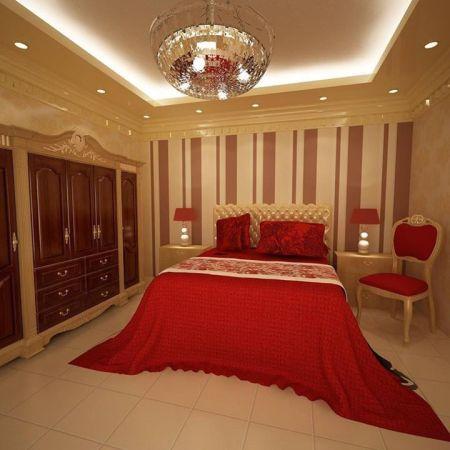 غرف نوم مميزة