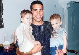 محمد ابو تريكة واولاده