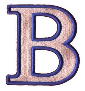 b english letter