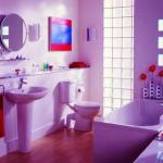 bathrooms decors