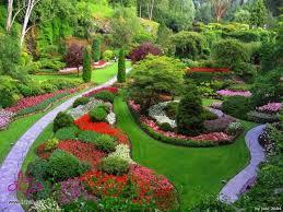 اجمل حدائق في العالم