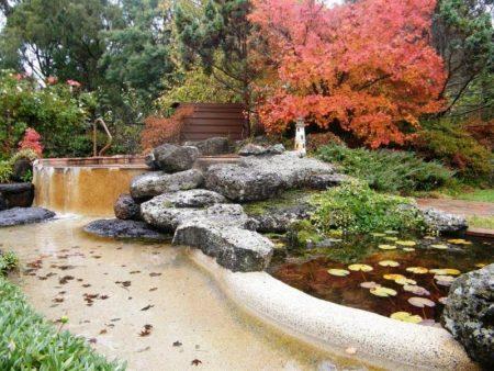 اجمل حدائق منازل (1)