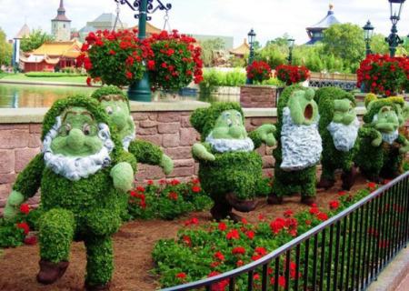 ارضيات حدائق
