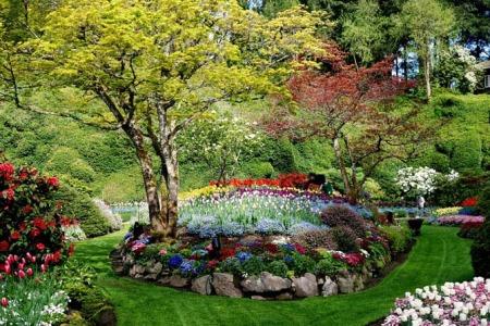 تصميم حدائق صغيرة (3)