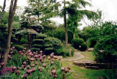ديكور حدائق منزلية