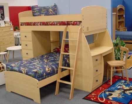 سرائر غرف اطفال