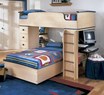 سرير غرف اطفال