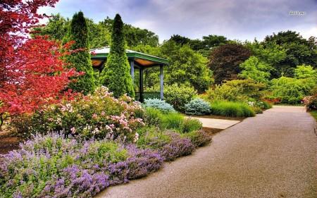 صورة حدائق