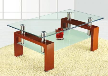 طاولات طعام زجاجية