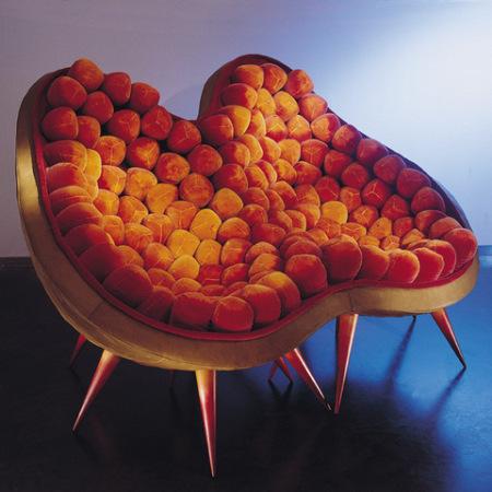 كرسي شكل فاكهة