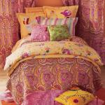 مفارش سرير جديدة