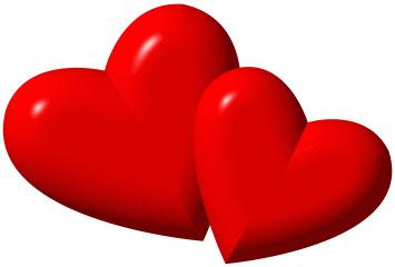 صور قلوب وحب