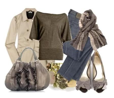 ملابس للشتاء محجبات راقية