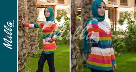 ملابس محجبات 2015 للشتاء (4)