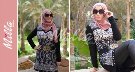ملابس محجبات 2015 للشتاء (6)