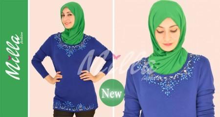 ملابس محجبات 2015 للشتاء (7)