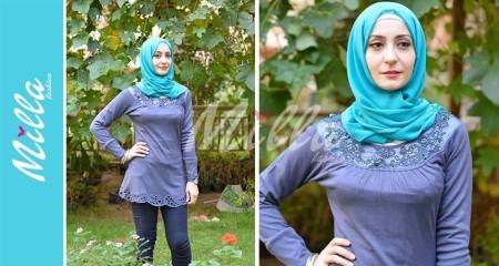 ملابس محجبات 2015 للشتاء (8)