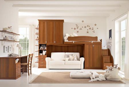 أجمل غرف نوم اطفال