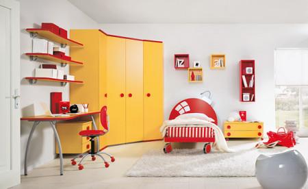 احدث غرف نوم اطفال (2)