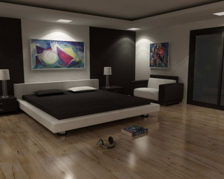 افخم غرف نوم