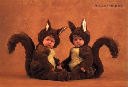 صور اطفال كيوت توأم