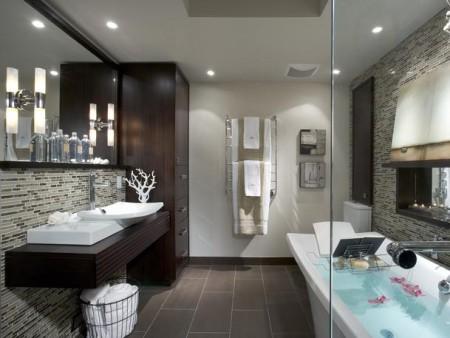 صور حمامات بتصميمات جديدة