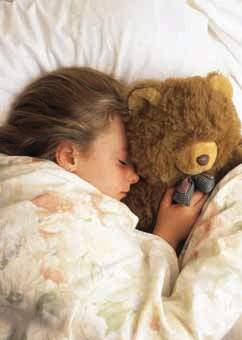 صور طفل نائم