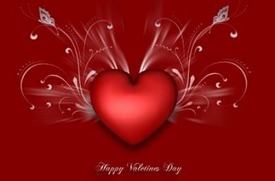 صور عيد الحب 2015 قلب احمر