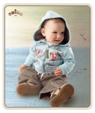 ملابس شتاء اطفال