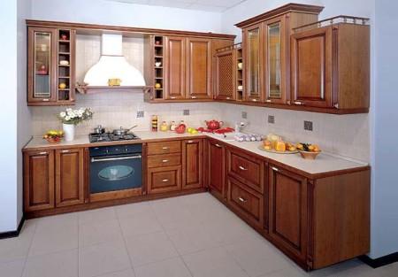احلي مطابخ خشب (2)