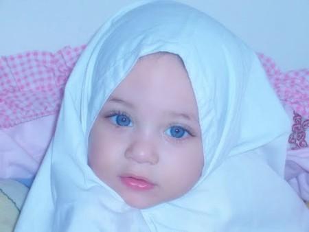 اطفال محجبات (4)