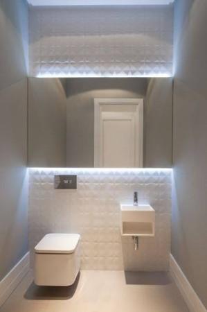 تصميم حمامات راقي ومميز بديكورات فخمة (1)