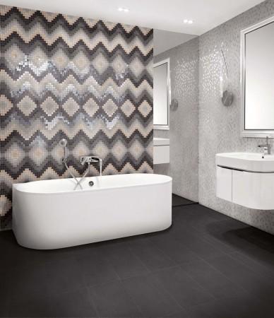 تصميم حمامات راقي ومميز بديكورات فخمة (2)