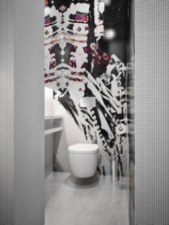 تصميم حمامات راقي ومميز بديكورات فخمة (5)