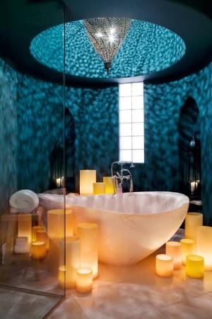 ديكورات حمامات عالمية (4)